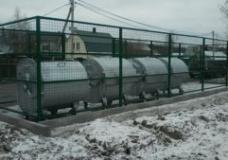 Дефицит мусорных контейнеров в Подмосковье составляет около 15%