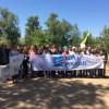 В Волго-Ахтубинской пойме прошла акция «Не хочу жить на свалке!»