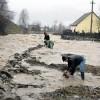 Потоп на Закарпатье бьет все рекорды