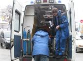 На трассе Хабаровск – Владивосток на кабину грузовика обрушился надземный переход