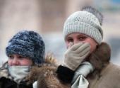 Морозы до минус 40 градусов придут в Прикамье к выходным