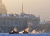Тридцатиградусные морозы сохранятся в Ленобласти в выходные