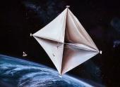 «Солнечные яхты» могут изменить траекторию потенциально опасного астероида