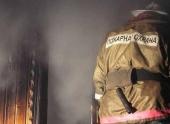 На химзаводе в Перми произошел сильный пожар
