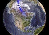 Новая угроза для мировой авиации: бегство магнитных полюсов