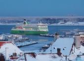 Рекордные морозы зафиксированы в Эстонии