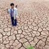 В Восточном Китае наблюдается сильнейшая за 60 лет засуха
