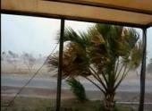 На северо-восточное побережье Австралии обрушился тропический циклон «Энтони»