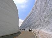 Снежные лабиринты Японии