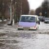 В Калининграде — чрезвычайная ситуация из-за паводка