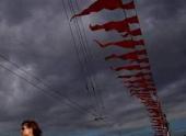 Во вторник по Беларуси — штормовое предупреждение: ураган!