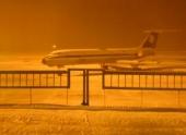 В Западной Сибири может выпасть оранжевый снег
