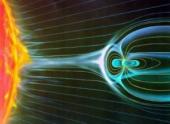 Пробоины в магнитном поле Земли