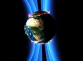 Смещение магнитного поля Земли вызывает появление суперштормов
