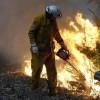 Лесные пожары на западе Австралии вышли из-под контроля