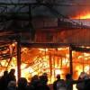 Степные пожары уничтожили десятки домов в американской Оклахоме
