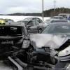 Скандинавский циклон, наделавший бед в Финляндии, приближается к Москве