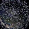 Мусор на орбите может сделать космические перелёты невозможными