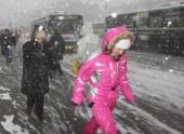 Над Камчаткой, Сахалином и Магаданской областью навис циклон