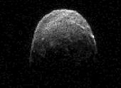 Гигантский астероид совсем рядом