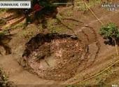 Провал грунта на острове Себу, Филиппины