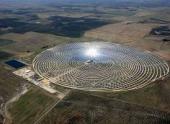Солнечная электростанция доказала свою ночную работоспособность