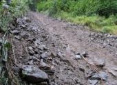 Таиланд: Проседание грунта и оползень на склонах горы Song Phi Nong