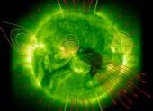 В мае полярность Солнца станет квадрополярной
