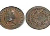 «Пробную» одноцентовую монету продали более чем за миллион долларов