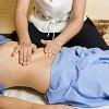 Массаж верхней части груди