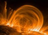 Активная область на Солнце угрожает мощными магнитными бурями Земле