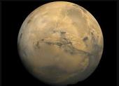Марсианская весна оказалось неожиданно теплой, заявили планетологи
