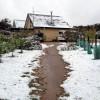 Австралийцы стали свидетелями редкого снежного шторма.Фото,видео