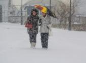 Режим ЧС введен в 6 районах Забайкалья из-за сильного снега
