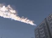 Дождь из метеоров обрушился на Челябинск