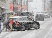 Режим ЧС объявлен на востоке Казахстана из-за небывалого снегопада