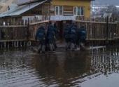 Введенный из-за паводка режим ЧС отменен в челябинском городе Аша