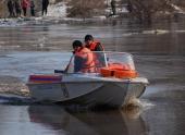 Режим ЧС введен из-за паводка в 6 районах Саратовской области