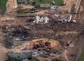Поданы первые иски к владельцу завода в Техасе, где прогремел взрыв