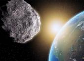 Рядом с Землей пролетит большой тёмный астероид