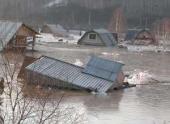 Режим ЧС введен в двух районах Иркутской области из-за паводка
