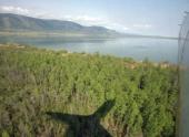 Власти сняли режим ЧС, введенный из-за лесных пожаров в Туве
