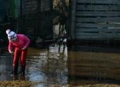 Режим ЧС введен на севере Иркутской области, где река вышла из берегов