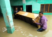 В индийском Уттаракханде продолжаются наводнения