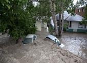 Юго-запад Канады пострадал от наводнения
