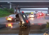 Торонто пострадал от наводнения