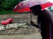 Тропический шторм «Мануэль» у побережья Мексики усилился до урагана