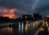 В Сочи всю ночь ликвидировали последствия ураганного ветра