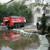 Более 180 т питьевой воды доставили военные в затопленные регионы ДФО