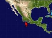 Тропический шторм «Рэймонд» 20 октября 2013 превратился в ураган у берегов Мексики.